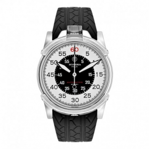 CT SCUDERIA Dirt Track Collection CS10217N Watch - Black/White/Steel
