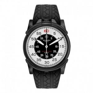 CT SCUDERIA Dirt Track Collection CS10218N Watch - Black/White