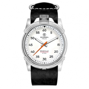 CT SCUDERIA Boneville Collection CS10222 Watch - White/Steel