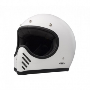 DMD SEVENTYFIVE Full Face Helmet - White