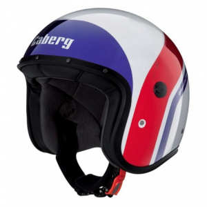 CABERG Freeride Mistral Open Face Helmet - Multicolor