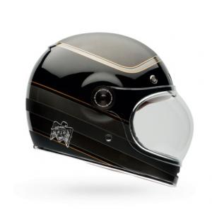 BELL BULLITT CARBON RSD BAGGER Full Face Helmet - Black