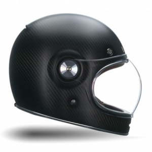 BELL BULLITT CARBON MATT Full Face Helmet - Matt Black