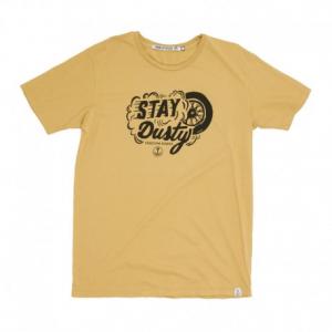 IRON & RESIN Stay Dusty Man T-Shirt - Rye