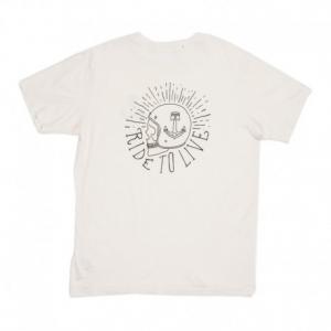 IRON & RESIN R-T-L Man T-Shirt - Natural