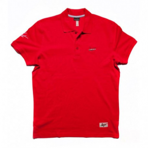 GIACOMO AGOSTINI Classic Man Polo - Red