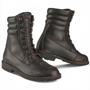 STYLMARTIN Urban INDIAN Laces Brown Man Boots - Brown