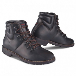 STYLMARTIN Urban RED ROCK Laces Brown Man Boots - Brown
