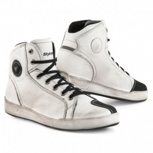 STYLMARTIN Urban PANAMA Man Shoes - White