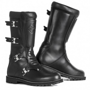 STYLMARTIN Touring CONTINENTAL Man Boots - Black