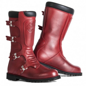 STYLMARTIN Touring CONTINENTAL Man Boots - Red