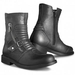 STYLMARTIN Cafè Race CRUISE Man Boots - Black
