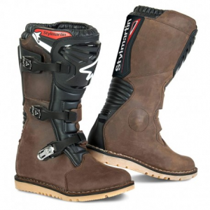 STYLMARTIN Off Road IMPACT RS Trial Man Boots - Brown