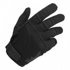 BILTWELL Moto Motorcycle Gloves - Black
