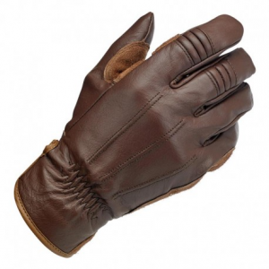 BILTWELL WORK BROWN Guanti da Moto - Marrone
