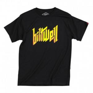 BILTWELL Metal Man T-Shirt - Black