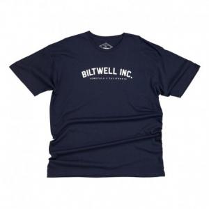 BILTWELL Basic Man T-Shirt - Dark Blue