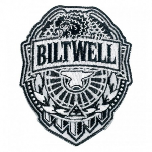 BILTWELL Rooster Patch - 6,5x8 cm