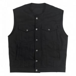 BILTWELL Prime Cut Man Waistcoat - Black