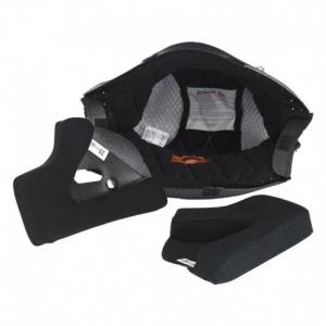 BILTWELL Gringo/Gringo S Helmet Inner Lining - Black/Silver