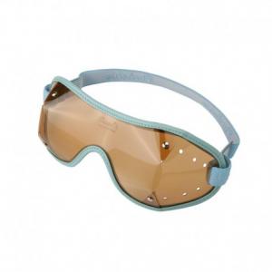 PARACHIC Motorcycle EyeGlasses - Light Blue/Dark Lens