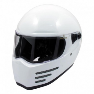 BANDIT FIGHTER Full Face Helmet - Gloss Black