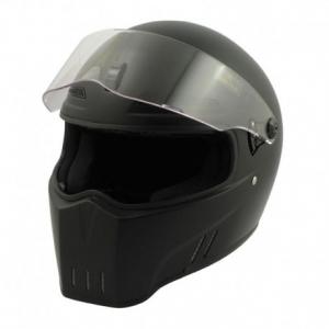 BANDIT ALIEN II Full Face Helmet - Matt Black