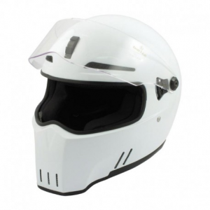 BANDIT ALIEN II Full Face Helmet - White