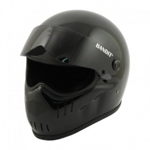 BANDIT XXR Full Face Helmet - Gloss Black