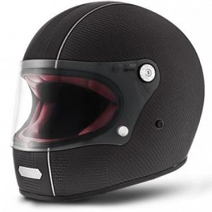 PREMIER Trophy Carbon T9BM Full Face Helmet - Black - Special Offer