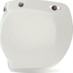 BELL CUSTOM 500 BUBBLE Helmet Visor - Clear