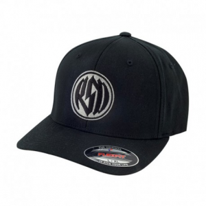 ROLAND SANDS DESIGN East Coast Identity Hat - Black