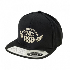 ROLAND SANDS DESIGN All American Hat - Black