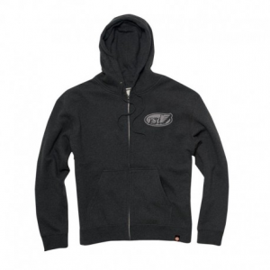 ROLAND SANDS DESIGN Café Wing Man Hoodie - Black