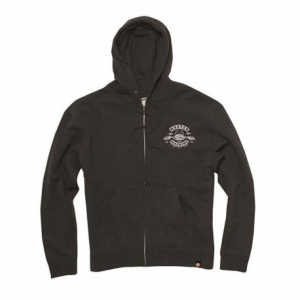 ROLAND SANDS DESIGN Master Machine Man Hoodie - Black