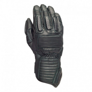 ROLAND SANDS DESIGN Ace Motorcycle Gloves - Black