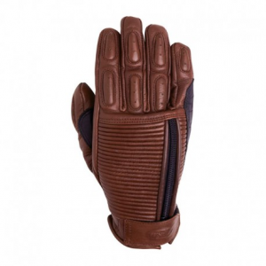 ROLAND SANDS DESIGN Gezel Woman Motorcycle Gloves - Tobacco Brown