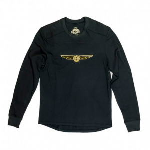 ROLAND SANDS DESIGN Brody T-Shirt Uomo - Nero