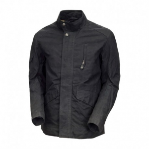 ROLAND SANDS DESIGN Clarion Textile Jacket Man - Black