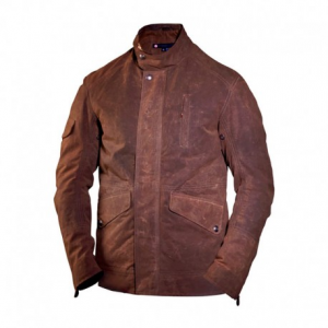 ROLAND SANDS DESIGN Clarion Textile Jacket Man - Brown
