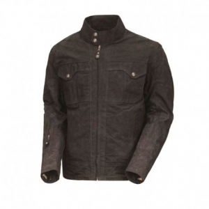 ROLAND SANDS DESIGN Tracker Textile Jacket Man - Black