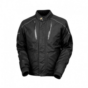 ROLAND SANDS DESIGN Edwards Textile Jacket Man - Black