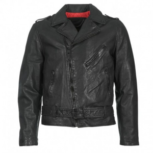 SCHOTT NYC Perfecto Leather Jacket Man - Black