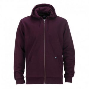 DICKIES Kingsley Man Hoodie - Brown