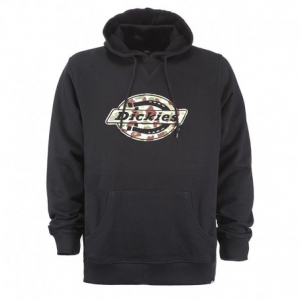 DICKIES Houston Man Hoodie - Black