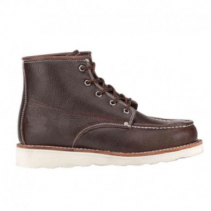 DICKIES Illinois Man Boots - Dark Brown