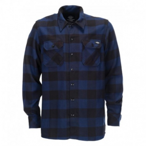 DICKIES Sacramento Man Shirt - Blue