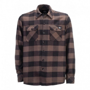 DICKIES Sacramento Man Shirt - Light Grey