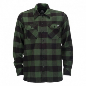 DICKIES Sacramento Man Shirt - Green
