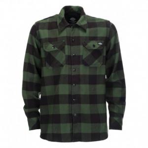 DICKIES SACRAMENTO Camicia Uomo - Verde
